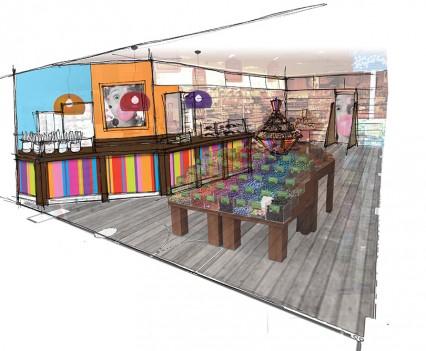 Concept winkel Jamin Veenendaal