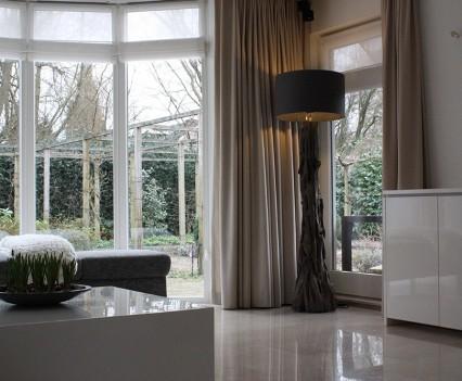 woonkamer interieur ontwerp woning Veenendaal