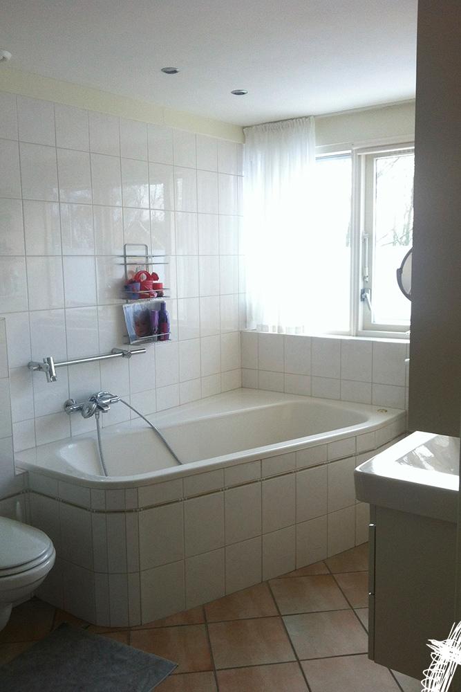 Interieur advies studeerkamer en badkamer - Tastvol