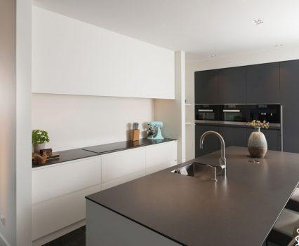 Rust en ruimte in de keuken