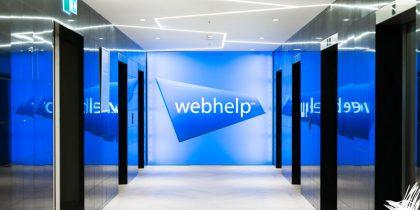 Entreeportaal Webhelp