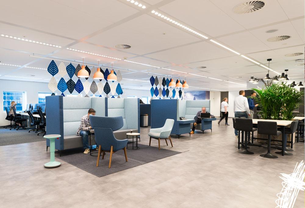 nieuw kantoor webhelp in rotterdam